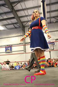 Jase vs Baby Rex at Revival Pro Wrestling Cowabunga Combat