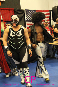 80's Battle Royal at Revival Pro Wrestling Cowabunga Combat
