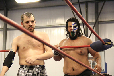 Tag Team Gauntlet at Revival Pro Wrestling Ccowabunga Combat