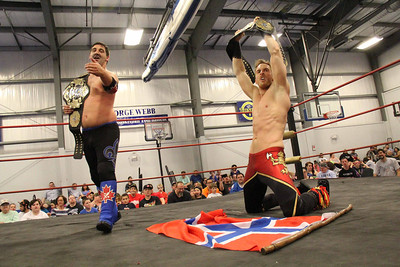 Tag Team Gauntlet at Revival Pro Wrestling Ccowabunga Combat