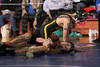 St. Wendelin's Nick DeHaven defeated Bucyrus' Adam Ponziani.