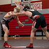 The Argyle Eagles wresting team competes with Springtown and Plainview on January 28, 2020.  (Laini Ledet/ The Talon News)