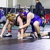 The Argyle Eagles wresting team competes at Trojan Classic on January 11, 2020.  (Laini Ledet/ The Talon News)