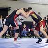 The Argyle Eagles wresting team competes at Trojan Classic on January 11, 2020.  (Laini Ledet/ The Talon News)