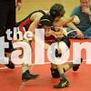 Eagles wrestle at Argyle High School on 1-12-16. (Christopher Piel/The Talon News)
