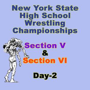 Wrestling Championships Day-2