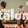 Eagles host a wrestling match on senior night at Argyle High School on Jan. 19, 2016. (Christopher Piel/The Talon News)