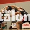 Eagles wrestle at  Wrestling Quad Duals at AHS in Argyle, Texas , on November 11, 2012. (Izzy Adoue / The Talon News)