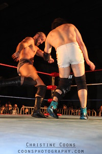 JT Dunn vs Paul London vs Tomasso Ciampa