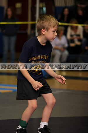 02/10/2008 ESM Yourth Wrestling Tournament (Mats I, II, III)