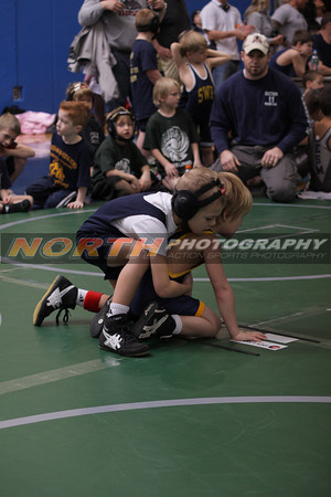2010 Kathy Wagner Memorial Wrestling Tournament at ESM