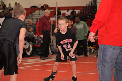 Connetquot Wrestling Club 2nd annual Holiday Tournament (Morning Session)