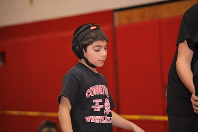 Connetquot Wrestling Club 2nd annual Holiday Tournament (Afternoon Session)