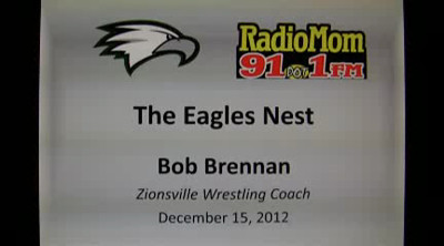 Coach Brennan Radio Interview 12-15-12