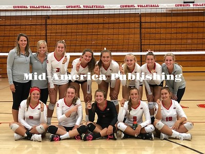 2018 Cowgirl Volleyball