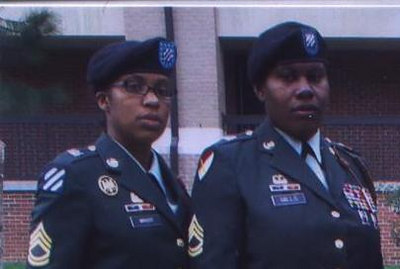 Sgt Valarie Wright