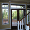 "Entry porch added to 6B Ranch home.<br /> Previously there was no entry roof and the foyer was too small.  We moved the front door out two feet and added post & beam porch.  <a href=""http://www.wrightbuilt.biz"">http://www.wrightbuilt.biz</a>"