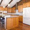"""Clean lines of shaker cabinets work well with in this Grass Valley home.<br /> <br />   <a href=""""http://www.wrightbuilt.biz"""">http://www.wrightbuilt.biz</a>"""