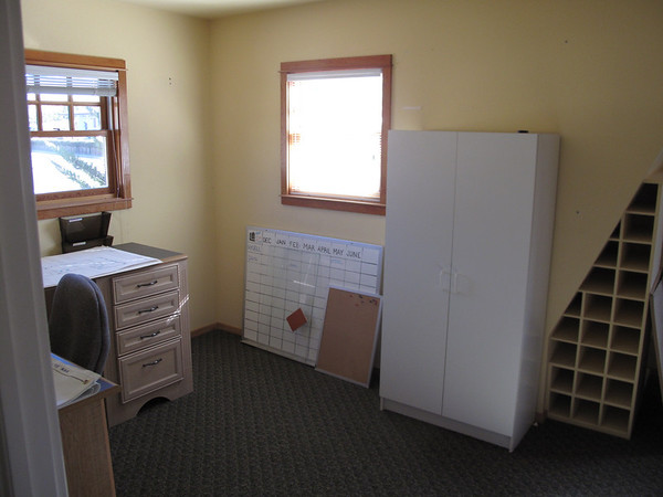 "Office A<br /> 9' x 16'  with alcove and storage closet <br /> <br />  <a href=""http://www.wrightbuilt.biz"">http://www.wrightbuilt.biz</a>"