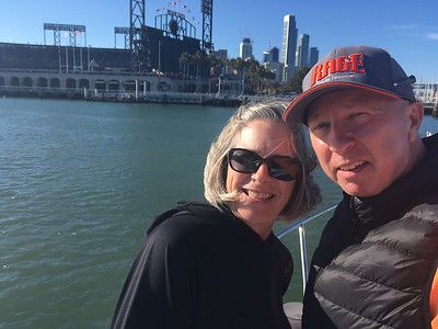 2016-09-18 Sailing and Giants Game