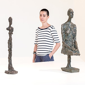 18.06.08 Guggenheim, Giacometti, Imola
