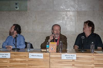 18.08.02 Alberto Blanco, Cuenta de los guias, CECUT