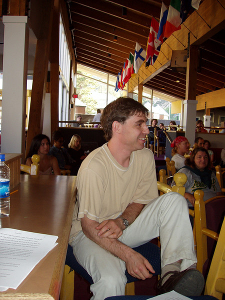 Writers Workshop - 2003<br /> Photo by Tracy Hall