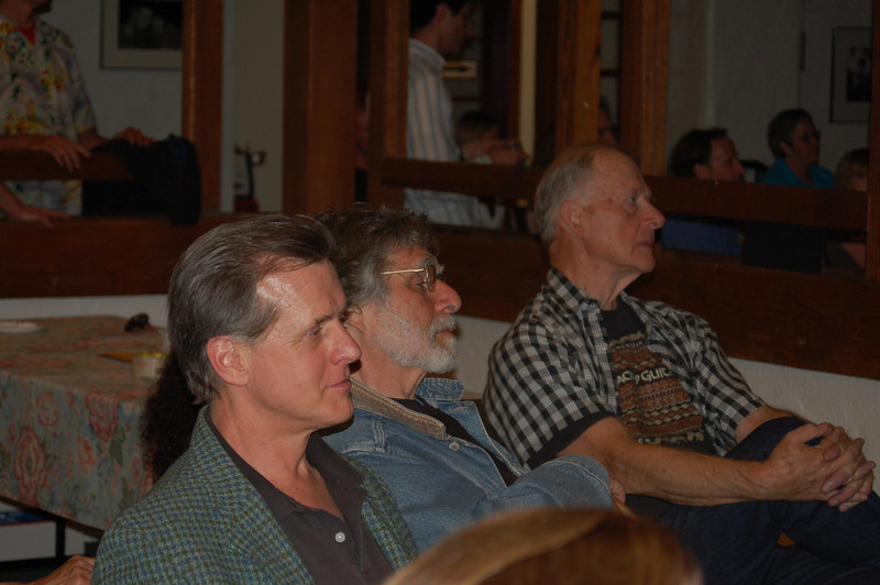 Writers Workshop - 2007<br /> Photo by Brett Hall