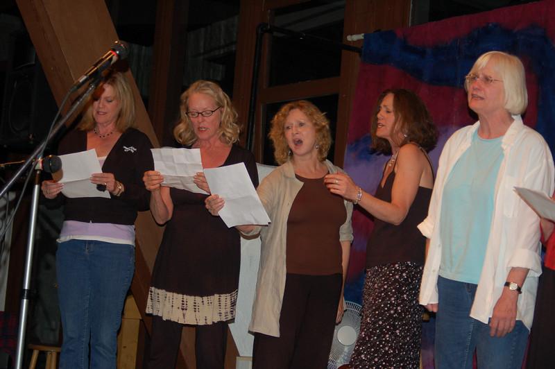 Writers Workshop - 2007<br /> Photo by Brett Hall