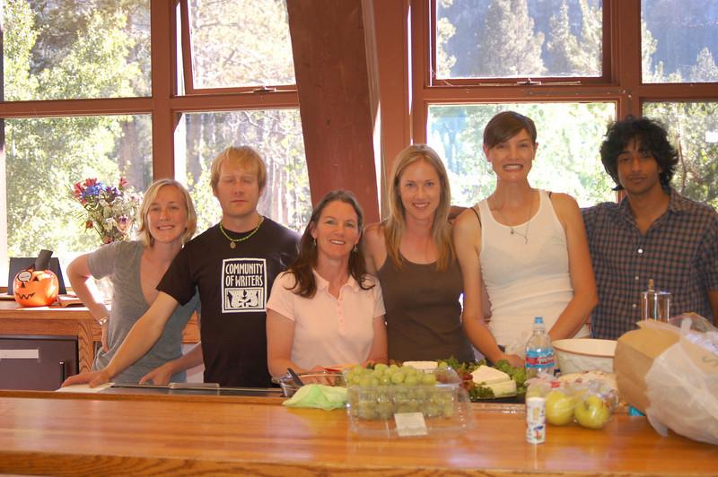 Writers Workshop - 2007
