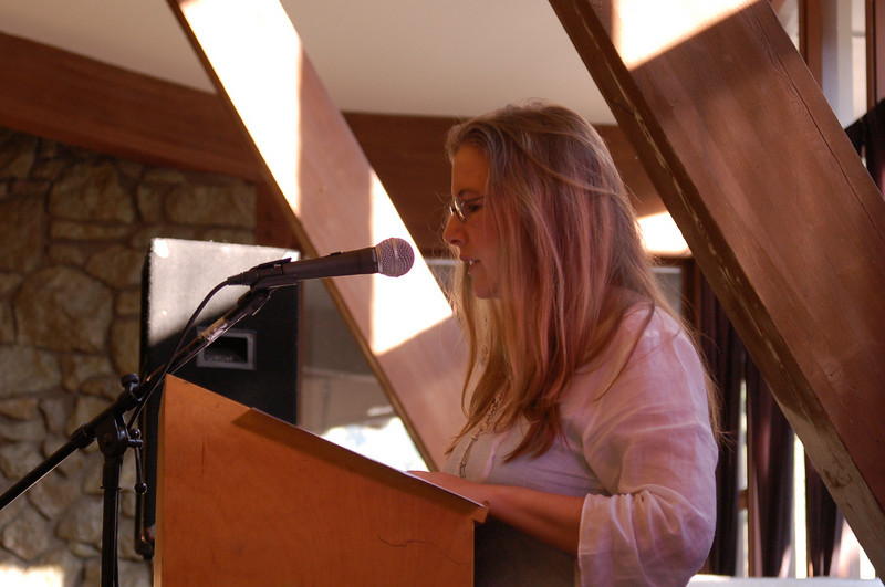 Writers Workshop - Craft Talk<br /> Janet Fitch