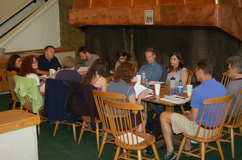 Writers Workshops<br /> Photo by Brett Hall
