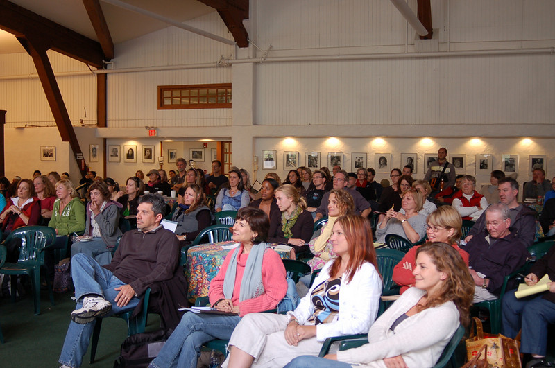 Writers Workshops<br /> Photo by Brett Hall
