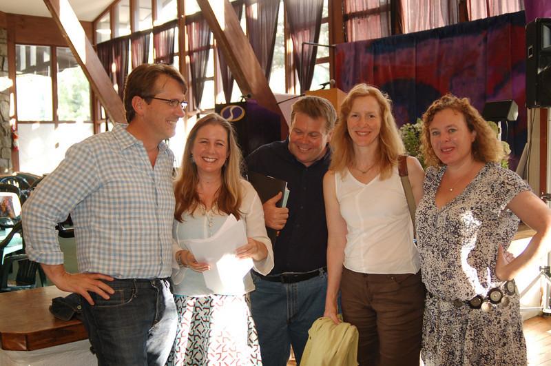 Writers Workshop<br /> Michael Pietsch, Janet Fitch, Mark Childress, Leslie Daniels, Susan Golomb