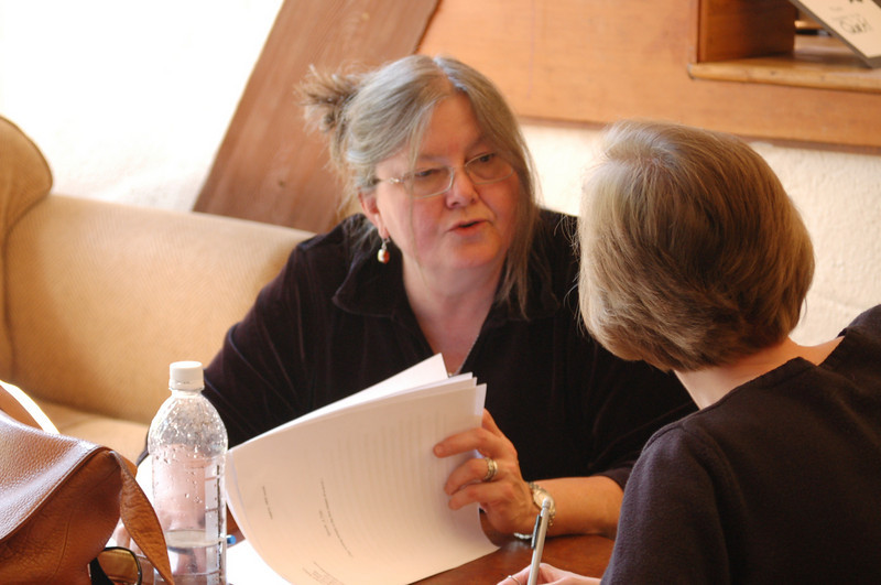 Writers Workshop - 2009<br /> Individual Conference with Dorothy Allison
