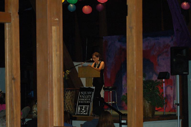 Opening Talk Writers Workshop - 2009<br /> Lynn Freed