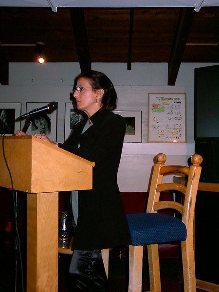 Writers Workshop - 2002 <br /> Photo by Tracy Hall