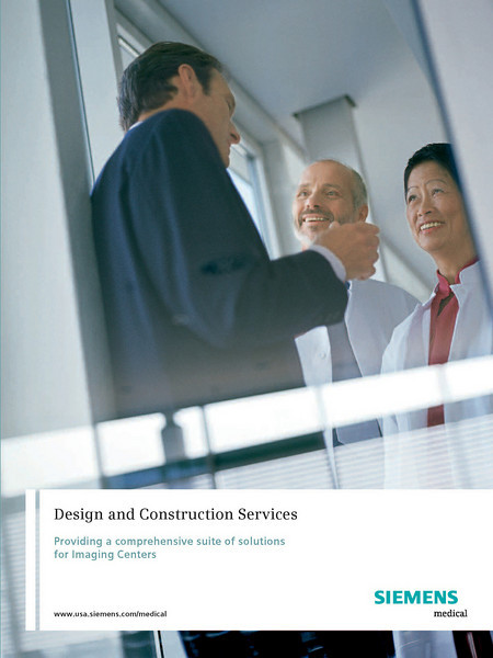 White paper for Siemens on their Design and Construction Services
