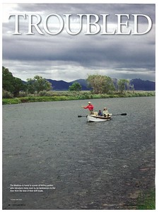 Investigative feature, American Angler, November 2013.