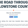 "<a href=""http://www.adventure.travel/adventure-stories/the-way/the-road-through-yellowstone-country/"">http://www.adventure.travel/adventure-stories/the-way/the-road-through-yellowstone-country/</a><br /> <br /> Phoebe Bean, Jackie Jordan, and Jenny Madsen travel in Rudy, a 1900 Land Cruiser, across Yellowstone Country, in this story for Orvis and the Adventure Travel Trade Association from Jess McGlothlin Media."