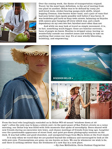 Orvis Belize storytelling. Spring 2015.