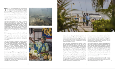 Jess McGlothlin Media writes about fly-fishing and travel in Belize for the UK's Fieldsports Journal.  February 2020.