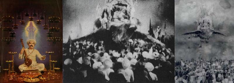 """Vishnupant Damle and Sheikh Fattelal's """"Sant Tukaram"""" (1936)"""