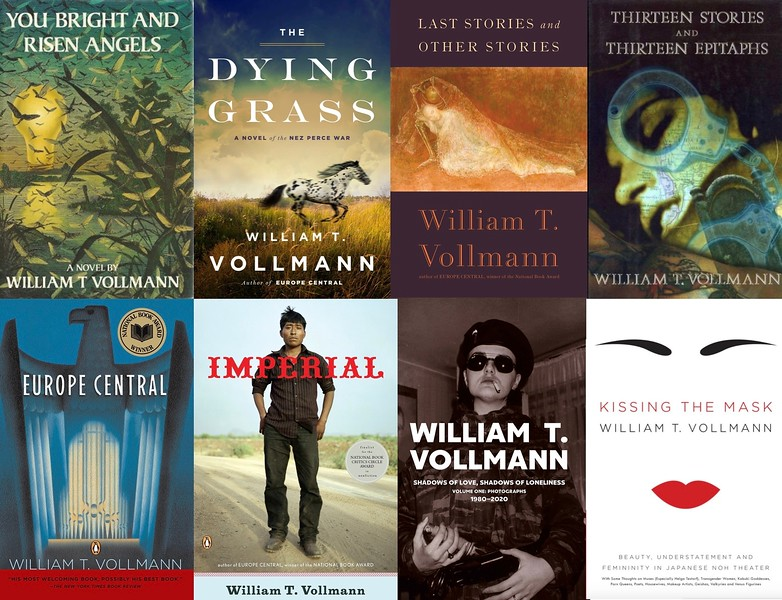 """The kaleidoscopic range of William T. Vollmann's contributions to literature is not easy to keep up with.  His body of work encompasses an experimental novel about a cosmic war between insects and electricity, a meditation on Japanese Noh Theater, a 1,344 page study of a desolate county on the U.S. / Mexico border (from 13,000 B.C. to the present), and a 3,300 page moral calculus on the ethics of violence.  A cursory glance at Vollmann's most recent projects would include: a collection of ghost stories set in locations around the world, an epic novel of the 1877 Nez Percé war, a multi-volume study of global warming, and—most recently—the third installment of Vollmann's """"Transgender Trilogy"""":  The Lucky Star.  Even the most curious and intrepid readers may find themselves wondering how to navigate the staggering scope of this topography without an atlas.  Fortunately, this year brings us not only The Lucky Star, but the publication of Daniel Lukes' illuminating Conversations With William T. Vollmann: a career-spanning collection of interviews with the author that provides tremendous insight into Vollmann's life and work, as well as the threads that connect his diverse subjects as a whole.  <br /> <br /> What emerges from Lukes' anthology is a portrait of a writer who often places his life at great risk to experience firsthand the transformative consequences of being """"someone who considers it the duty of a world citizen to step into the other person's shoes.""""  Whether discussing his experiences befriending Nazi skinheads, accompanying the mujahideen on their jihad in Afghanistan, train hopping with hobos, kidnapping a child who had been forced into prostitution and smuggling her out of Thailand, attempting to survive alone at the magnetic North Pole (to understand what it was like for 19th century explorers of the Northwest Passage to experience freezing to death), or attending Saddam Hussein's birthday in Iraq, Vollmann's intent remains to """"forge a fragile link betwe"""