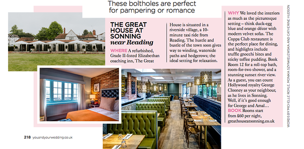 The Great House at Sonning, review