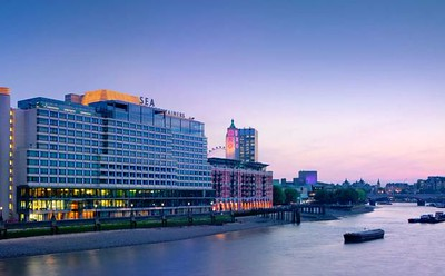 Mondrian London hotel, Southbank: Family travel review