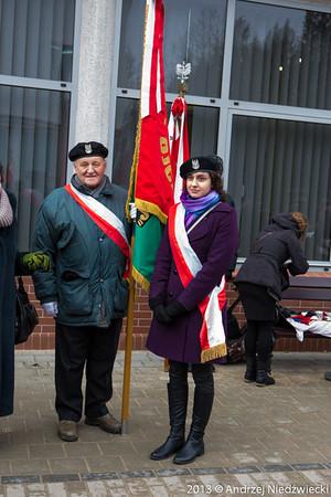 Narodowy Dzień Pamięci Żołnierzy Wyklętych 2013