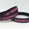 SENAMI NAKAMACHI デボス加工リストバンド