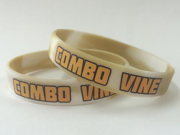 COMBO VINEマーブル シルク印刷リストバンド