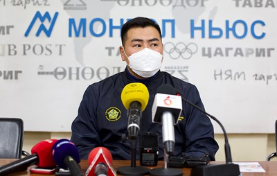 2021 оны есдүгээр сарын 7.  Монголын Залуучуудын холбооны Ерөнхийлөгч О.Гэрэлт-Од Авилгалын эсрэг аян өрнүүлэх талаар мэдээлэл хийлээ  ГЭРЭЛ ЗУРГИЙГ Т.МӨНХ-УЧРАЛ/MPA